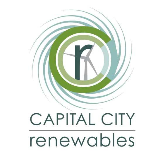 Capital City Renewables Logo