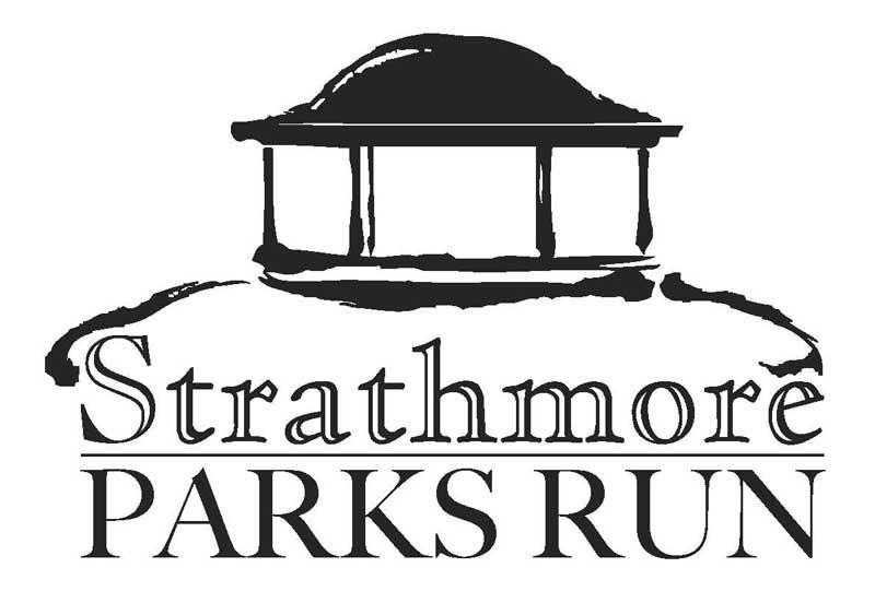 Strathmore Parks Run Logo